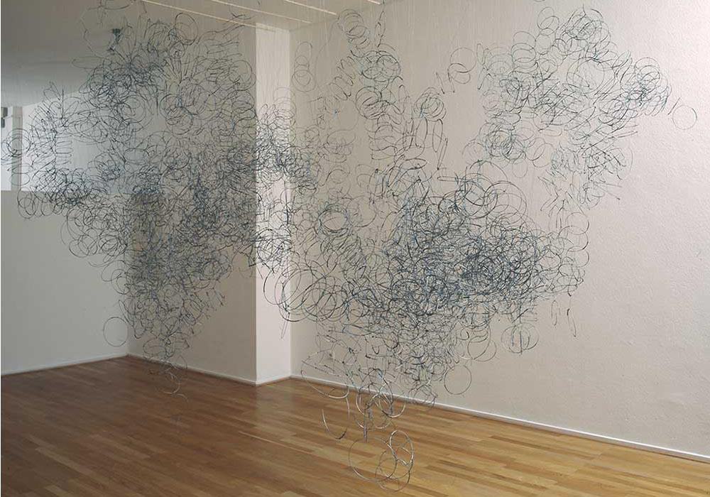 Gina Lee Felber, Installation 1993